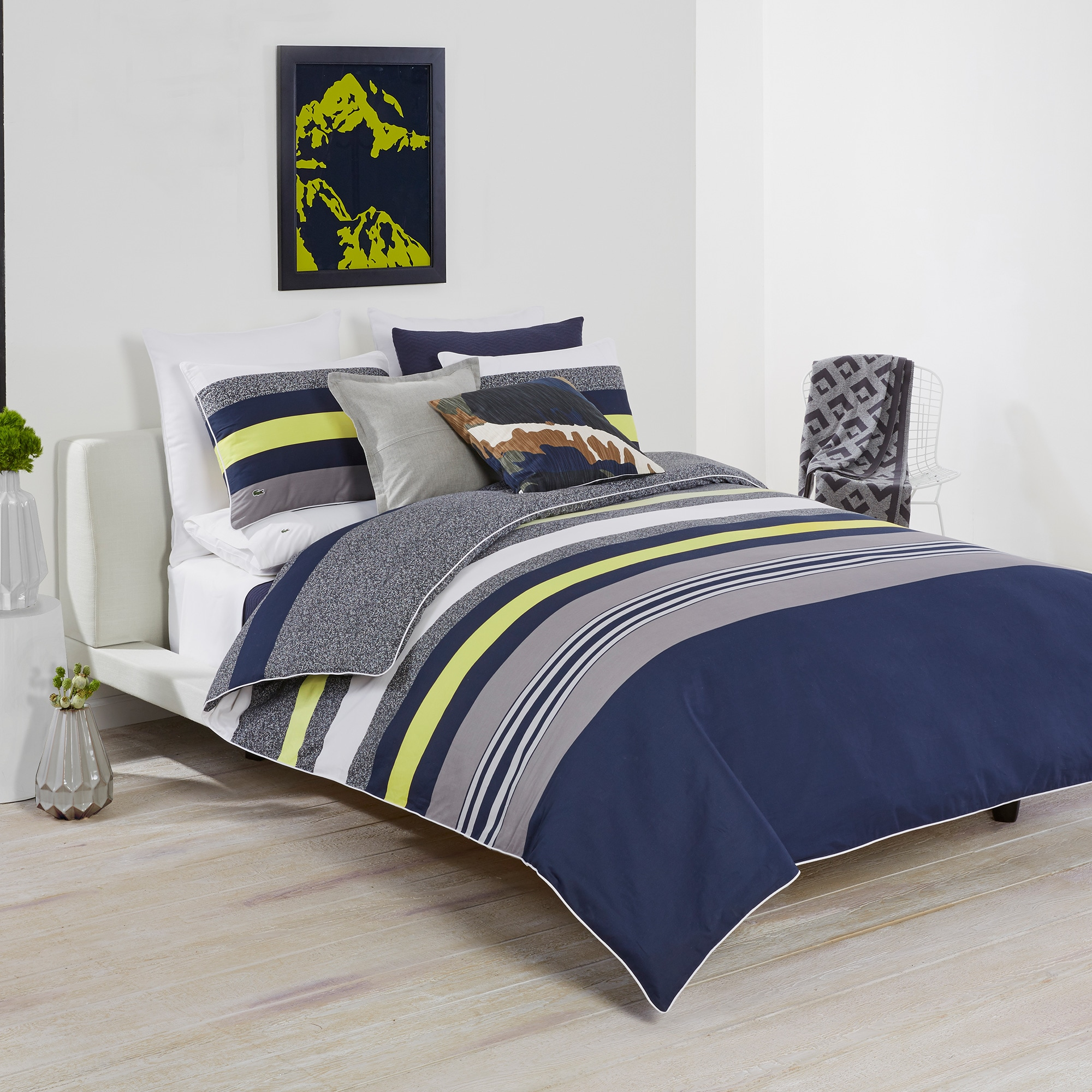 Tigne King Duvet Set