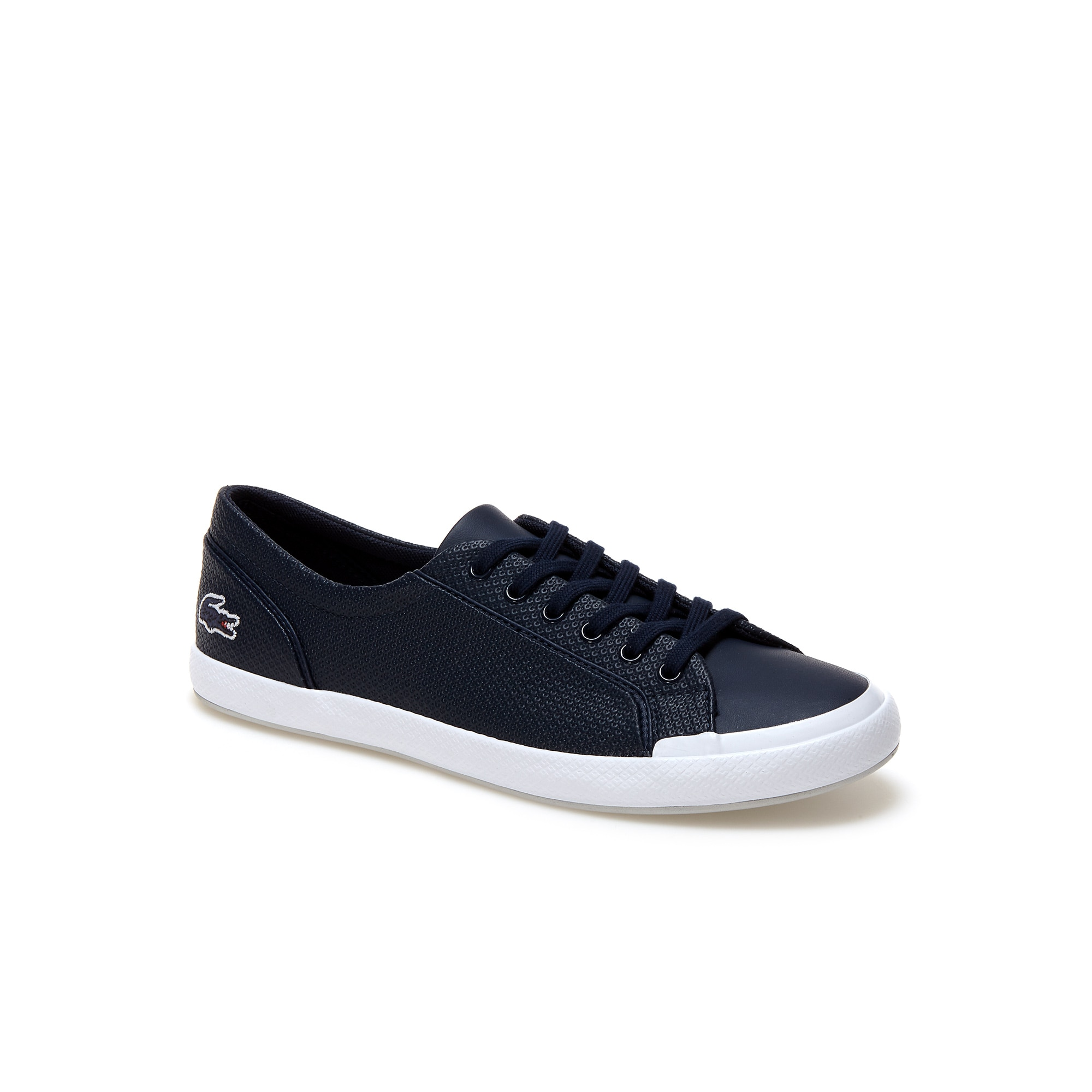 Women's Lancelle 6 Eye Leather Trainers