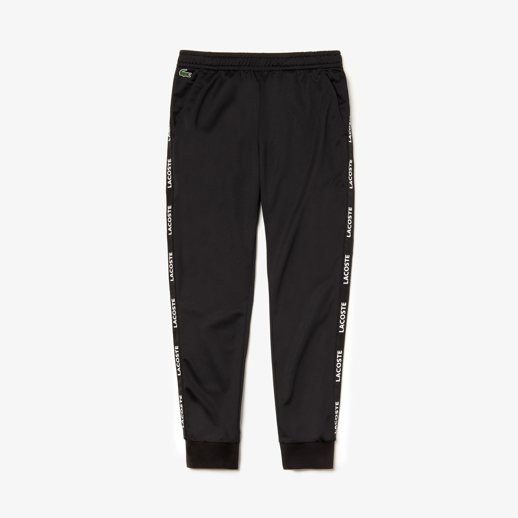 Men's SPORT Signature Bands Piqué Track Pants