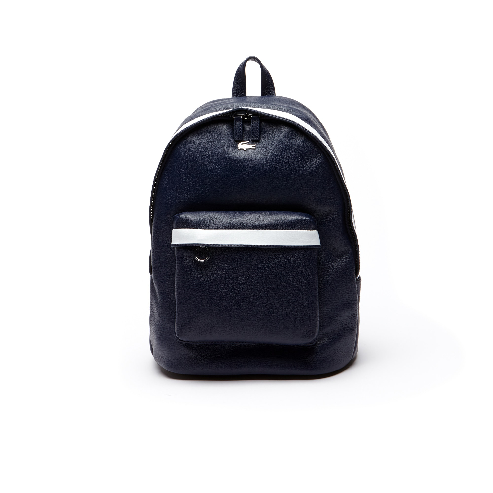 Women's Break Point Colorblock Leather Backpack