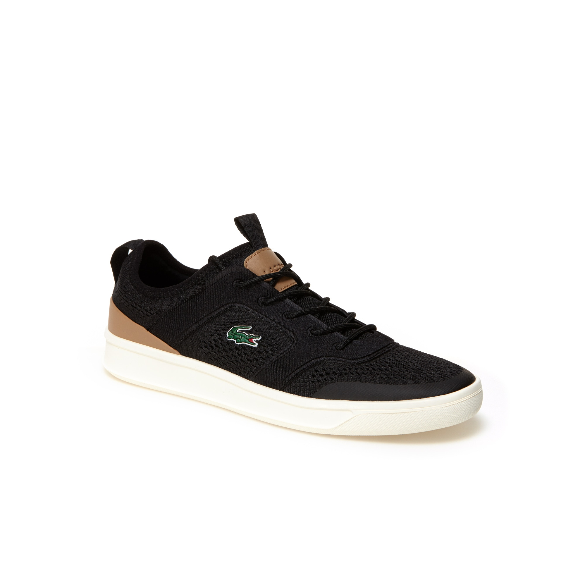 Men's Explorateur Light Textile Sneakers by Lacoste