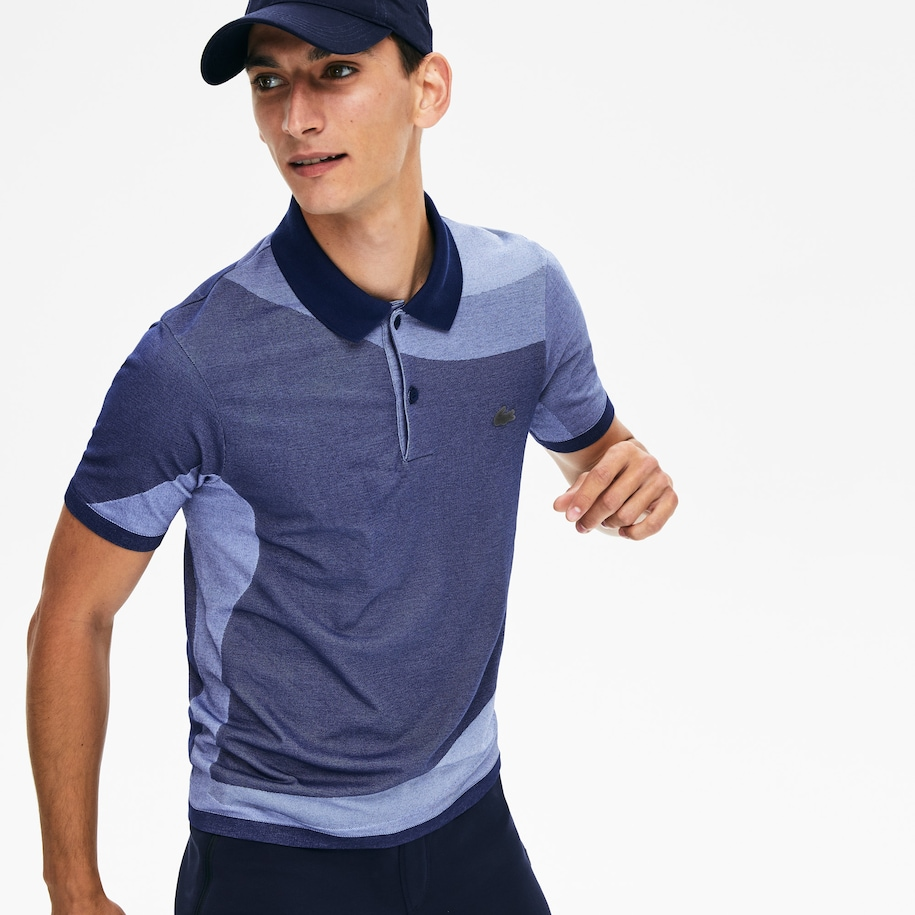 Men's Motion Ergonomic Polo Shirt