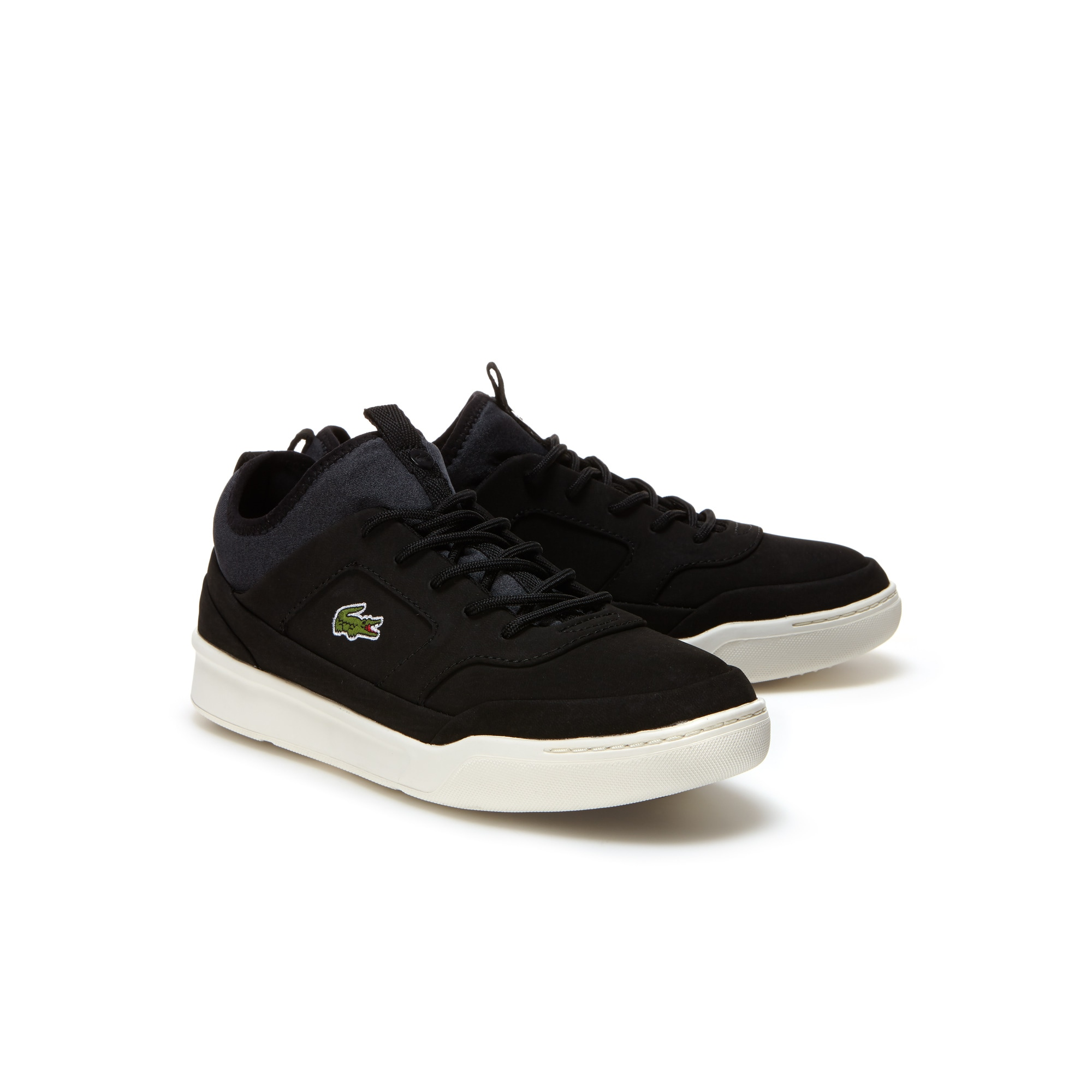 Lacoste MEN'S EXPLORATEUR CRAFT SPORT LEATHER TRAINERS 8IudpIRo