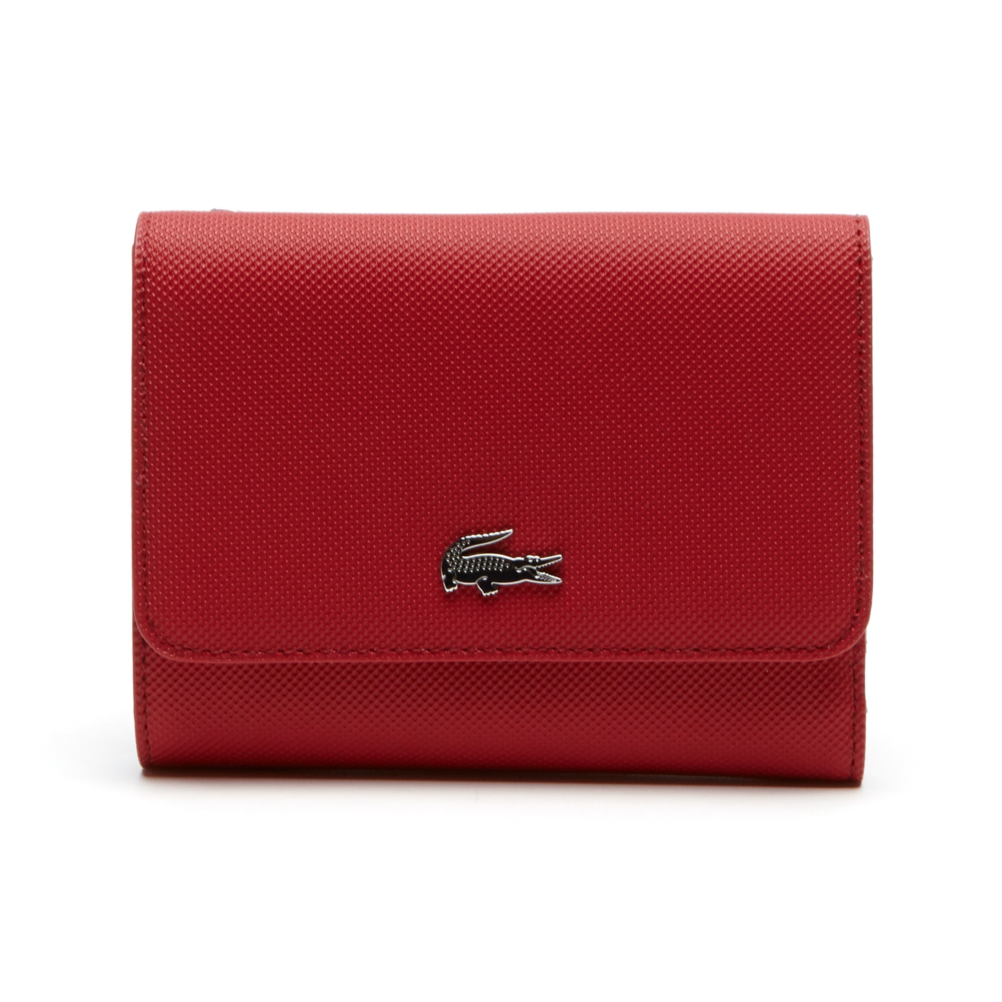 Women's Daily Classic Coated Piqué Canvas 8 Card Wallet