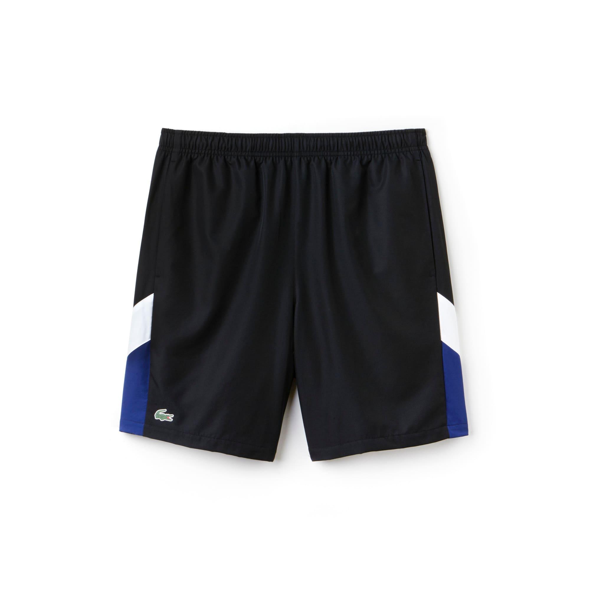 Men's  SPORT Tennis Colorblock Band Shorts