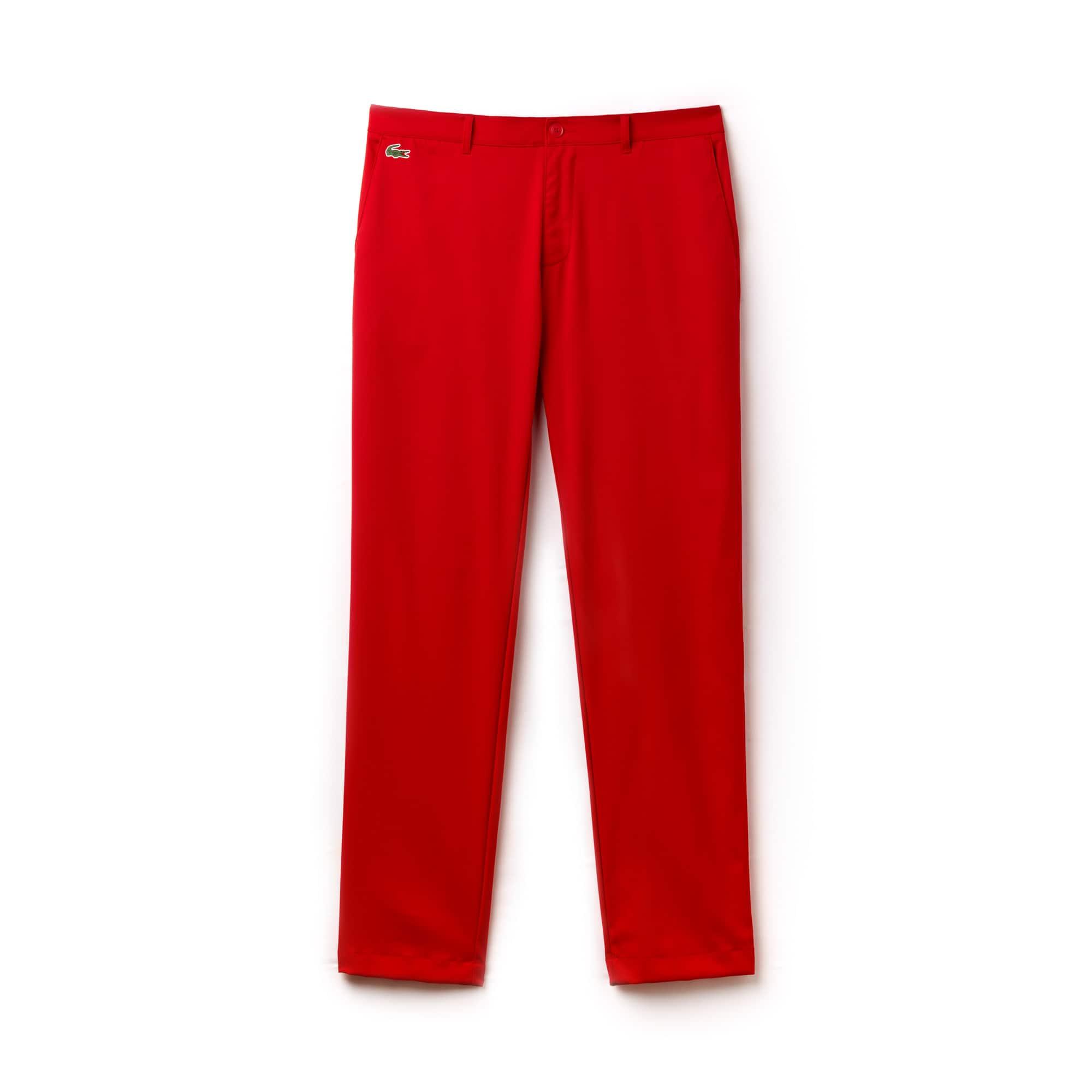 라코스테 스포츠 바지 Lacoste Mens SPORT Technical Golf Pants,toreador