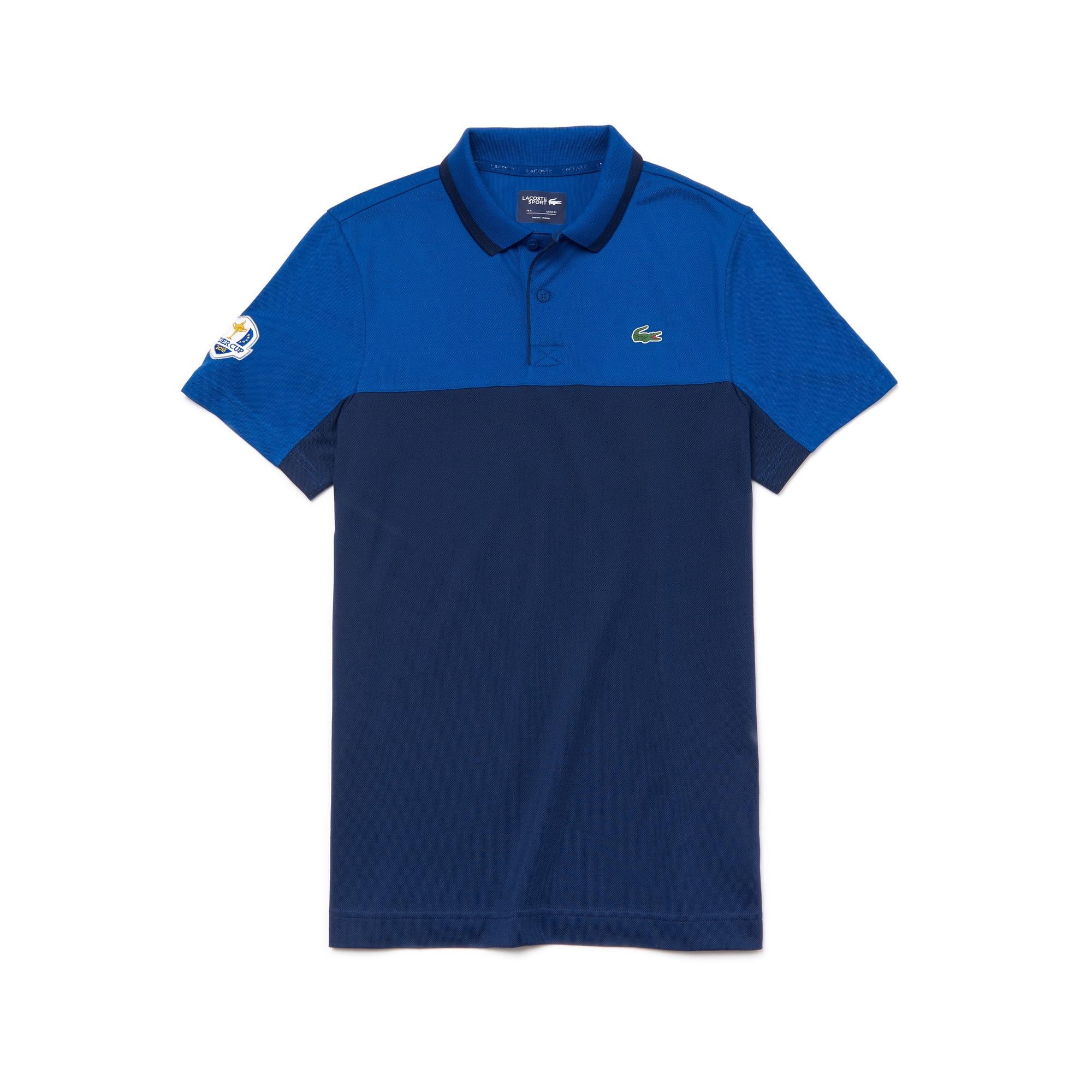 Men's  SPORT Ryder Cup Edition Tech Petit Piqué Golf Polo Shirt